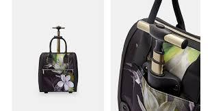 Opal <b>nylon travel bag</b> - Black | <b>Bags</b> | Ted Baker ROW