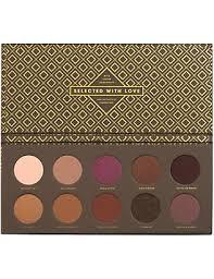 <b>ZOEVA</b> - <b>Caramel Melange eyeshadow</b> palette 15g | Selfridges.com