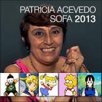 Patricia Acevedo, artista de doblaje al español y quien es conocida por ser la voz en nuestra región de: Lisa Simpson, Sailor Moon y la inolvidable Angélica ... - patriciaAcevedo