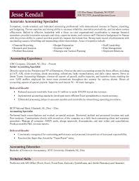accounting finance example senior accountant resume samples accounting specialist resume examples resume examples of accounting resumes