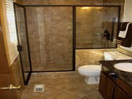 ideas bathroom tile color cream neutral:  bathroom tile ideas for small bathroom in neutral and natural look tile ideas for a