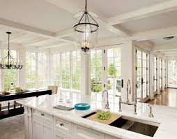 white kitchen windowed partition wall: marvin windows and doors photo gallery french doors oil rubbed bronze hardware and casement windows