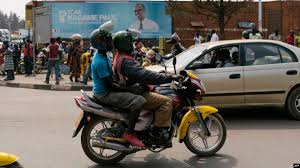 Rwanda Urges Young People to Use <b>Electric Motorcycles</b>