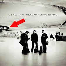 """<b>U2</b> """"<b>All That</b> You Can't Leave Behind"""" Airport Photo Location And ..."""