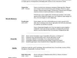 breakupus picturesque resume format amp write the best breakupus remarkable resume templates best examples for astonishing goldfish bowl and scenic best font
