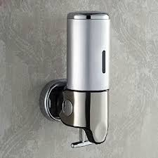 bathroom box wall mounted manual soap dispenser bathroom liquid soap box