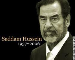 「2006年 - サッダーム・フセイン元イラク共和国大統領の死刑執行」の画像検索結果