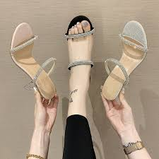 <b>New Transparent</b> Cool Women Shoes Woman Mules <b>2021 Summer</b> ...