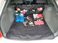 «<b>Защитная накидка</b> в <b>багажник</b> с карманами B17200BL ...