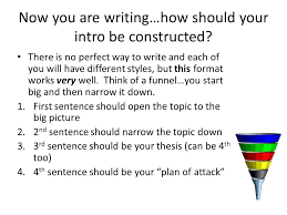 how to write an apush essay there are  types of essays  dbq    now you are writing…how should your intro be constructed  there is no perfect