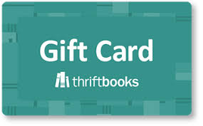 Gift Card | New & Used Books from ThriftBooks