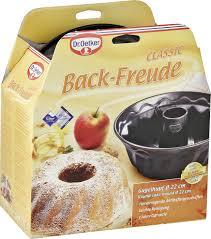 Dr. Oetker Back-Freude <b>Classic Форма для выпечки</b> кекса ...