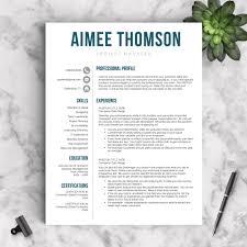 modern resumes resume tips resume templates resume writing advice modern resume template the aimee