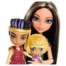 Семья Клео де Нил <b>Monster High</b>