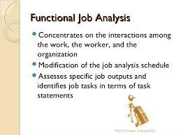 Job Analysis Scribd