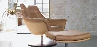 566 armchairs seating rolf benz
