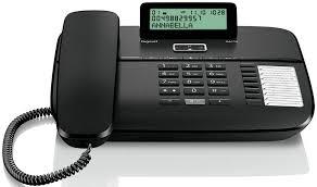 <b>Проводной телефон Gigaset DA 710</b> — купить в интернет ...
