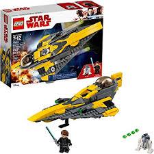 <b>LEGO Star Wars</b>: The Clone Wars Anakin's Jedi Starfighter <b>75214</b>