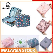 Toiletries & <b>Cosmetics Bags</b> for the Best Prices in Malaysia