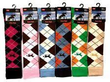 <b>Cotton Knee-High</b> Socks for Women for sale | eBay