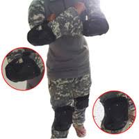 Tactical <b>Knee Pads Set</b> UK