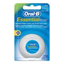 <b>Зубная нить Oral</b>-<b>B Essential</b> Floss | Отзывы покупателей