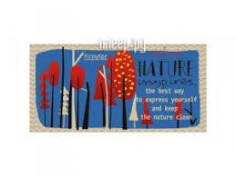Купить <b>Блокнот Kroyter Nature 100x200mm</b> 80 листов 420411 по ...