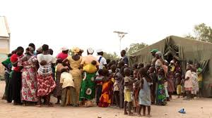 Image result for IDP camp nigeria pictures