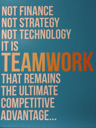 teamwork is strategy people matter at work the people matter blog