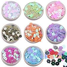 6mm Colorful Iridescent Gold Pink Purple White ... - Amazon.com