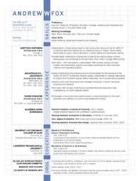 skills architects need   resume  architects and resume cover lettersarchitecture resume of experience  education  and skills