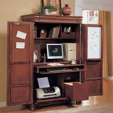 office desk cabinet desk magnificent computer desk cabinets hardwood construction cherry finish two door cabinet one colored corner desk armoire