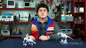 Мини <b>робот</b> Динозавр от <b>WowWee</b> - YouTube
