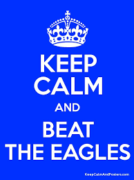 <b>Keep Calm and BEAT</b> THE EAGLES ~ GO LIONS!! | Cancer survivor ...