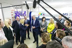 Sergey Sobyanin, Mayor of <b>Moscow</b>, visited Technopark Kalibr ...