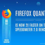 Firefox Quantum Challenges Chrome in Browser Speed