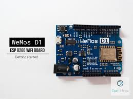 Getting started with the WeMos D1 ESP8266 WiFi ... - Cyan Infinite