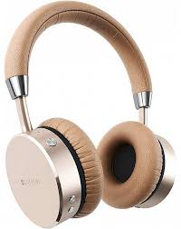 Купить <b>Satechi Bluetooth Aluminum</b> Wireless <b>Headphones</b> gold в ...