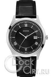 <b>Guess</b> Dress Steel <b>W1182G3</b> - купить <b>мужские</b> наручные <b>часы</b> ...