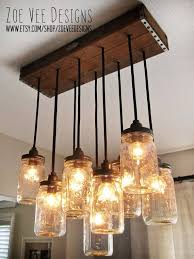mason jars masons and pendant chandelier on pinterest diy vintage mason jar chandelier