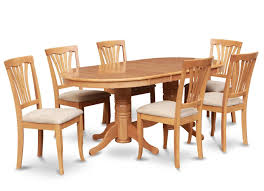 Details About PC OVAL DINETTE KITCHEN DINING ROOM SET TABLE WITH - Dining room tables oval