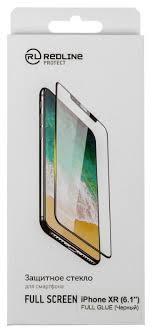 <b>Защитное стекло</b> Red Line <b>Full Glue</b> для Apple iPhone XR ...
