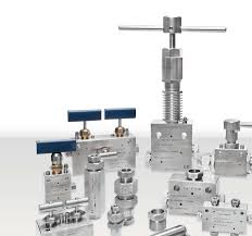 Maximator High Pressure Valves, Fittings and Tubings