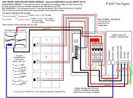 rv solar power wiring diagram wiring diagrams mashups co Rv Electrical System Wiring Diagram 2001 madp solar wiring schematic_v4 50 Amp RV Wiring Diagram