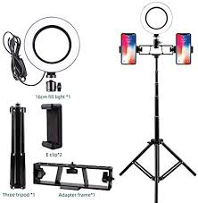 <b>LED Ring Light</b> Kit <b>16cm Ring Light</b> Three-tone light <b>LED</b>