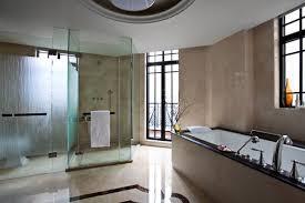 modern home living with vintage dining room design ample shower room