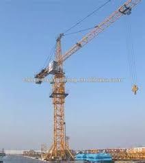 <b>CS</b> 2015 <b>hot sale</b> new design new type tower crane QTZ 5610 max