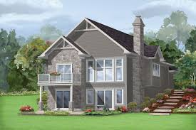 Bungalows and Bungalofts at Silver Beach   Haliburton  OntarioSouthwind Street Side  Southwind