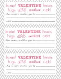 Free Printable Valentine's Day Coupon Book - Couponing to Disney Free Printable Valentine's Day Coupon Book