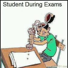 Funny Picture During Exams | Pak101.com